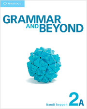 Grammar and Beyond Level 2 Student's Book A