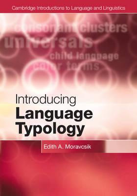 Introducing Language Typology
