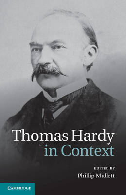 Thomas Hardy in Context