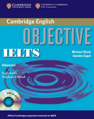 Objective IELTS Advanced Self Study Student's Book with CD ROM