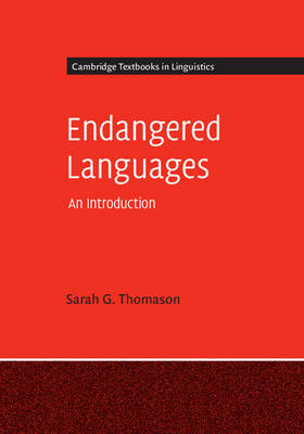 Endangered Languages: An Introduction