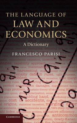 The Language of Law and Economics