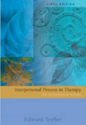 Interpersonal Process in Therapy : An Integrative Model