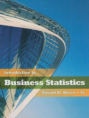 Introduction to Business Statistics (with Premium Website Printed  Access Card)