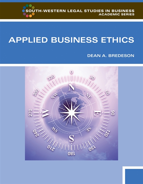 Applied Business Ethics : A Skills-Based Approach