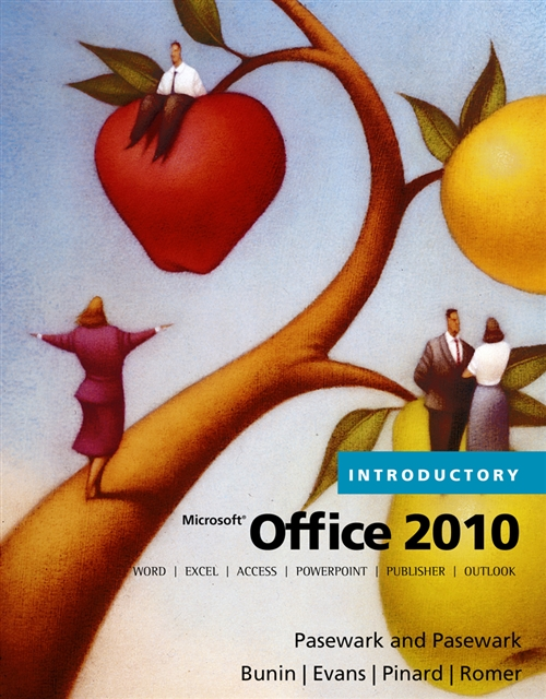 Microsoft� Office 2010, Introductory