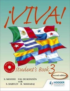 VIVA! SB 3 WITH AUDIO CD