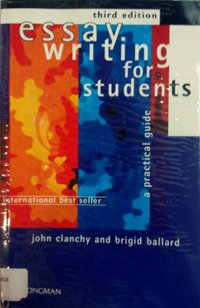 Essay Writing for Students