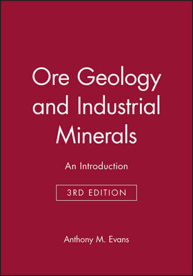 Ore Geology and Industrial Minerals
