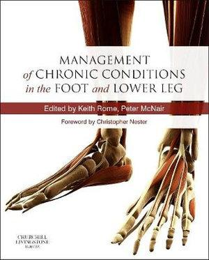 Management Chronic Musculoskeletal Conditions Foot Lower Leg