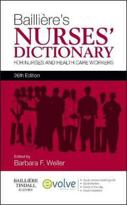 Bailliere's Nurses' Dictionary 26e