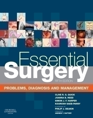 Essential Surgery E-Book