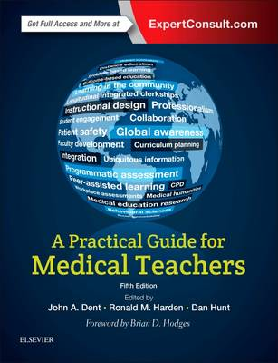 A Practical Guide for Medical Teachers, 5th Edition
