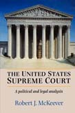 United States Supreme Court: A Political And Lega