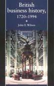 British Business History 1720-1994