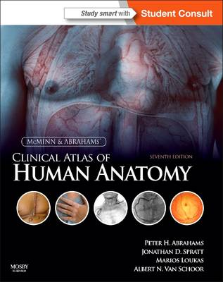 McMinn's Clinical Atlas of Human Anatomy 7e