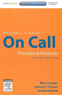 Marshall and Ruedy's On Call: Australian Version