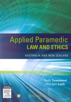 Applied Paramedic Law & Ethics ANZ