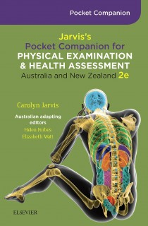 Pocket Companion to Jarvis's Physical Examination and Health Assessment Anz 2e