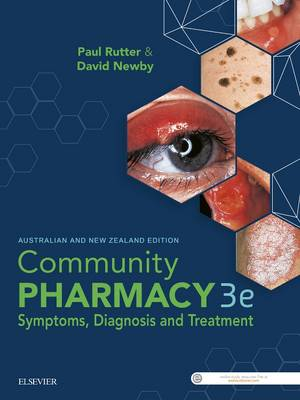Paperback Community Pharmacy Australia and New Zealand edition, 3rd Edition: Symptoms, Diagnosis and Treatment