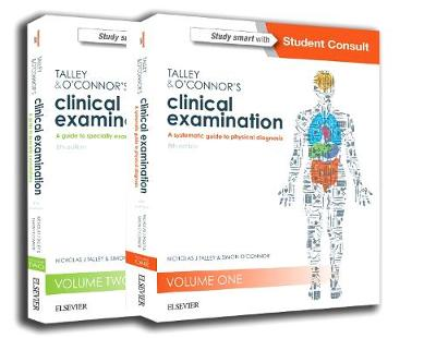 Clinical Examination 8th Edition - 2 Volume Set
