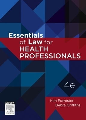 Essentials of Law for Health Professionals - eBook