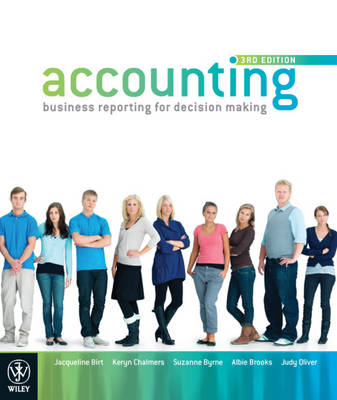 Accounting Business Reporting for Decision Making + iStudy Version 2