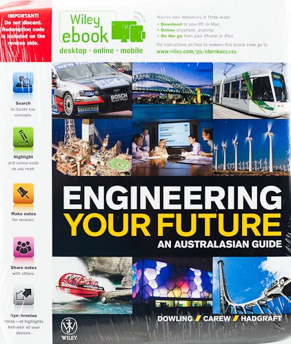 Engineering Your Future an Australasian Guide Ebook Card Perpetual + Sustainability in Australasian Business Fundamental Principles and Practice