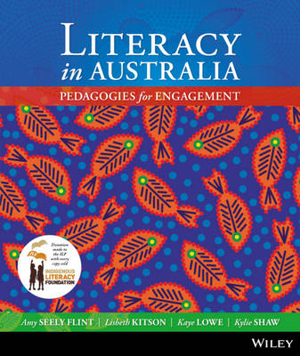 Literacy in Australia: Pedagogies for Engagement +  iStudy Version 1 Registration Card