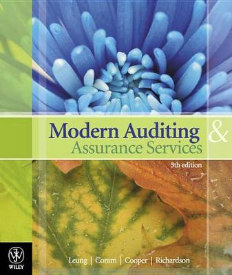 Modern Auditing and Assurance Services 5E+auditing a Practical Approach 2E Istudy Version 2 Card