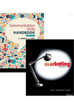 Marketing (Au) 3E + iStudy Version 3 Card + Communication Skills Handbook 4E