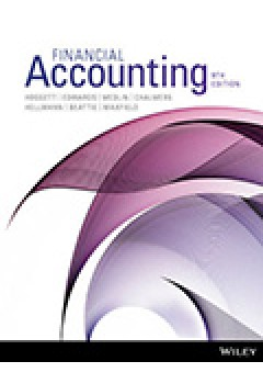 Financial Accounting 9e+Wileyplus Stand-Alone Card