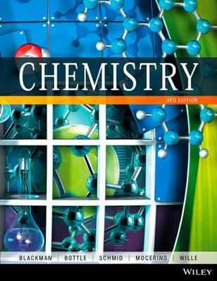 Chemistry BRV+Wileyplus Stand-Alone Card
