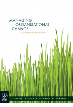Managing Organisational Change,  Australasian Black & White Print On Demand