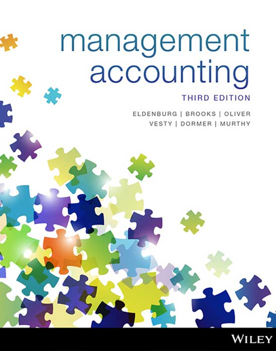 Management Accounting 3E Print on Demand (Black & White)