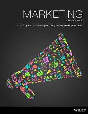 Marketing, 4th Edition Print on Demand (Black & White)