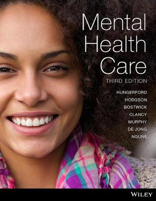 Mental Health Care: An Introduction for Health Professionals 3E Print on Demand (Black & White)