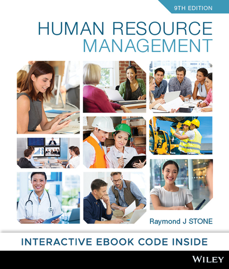 Human Resource Management with Interactive eBook