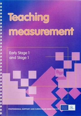 Teaching Measurement : Early Stage 1 & Stage 1 #10131