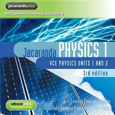 Jacaranda Physics 1 3E EBookPLUS