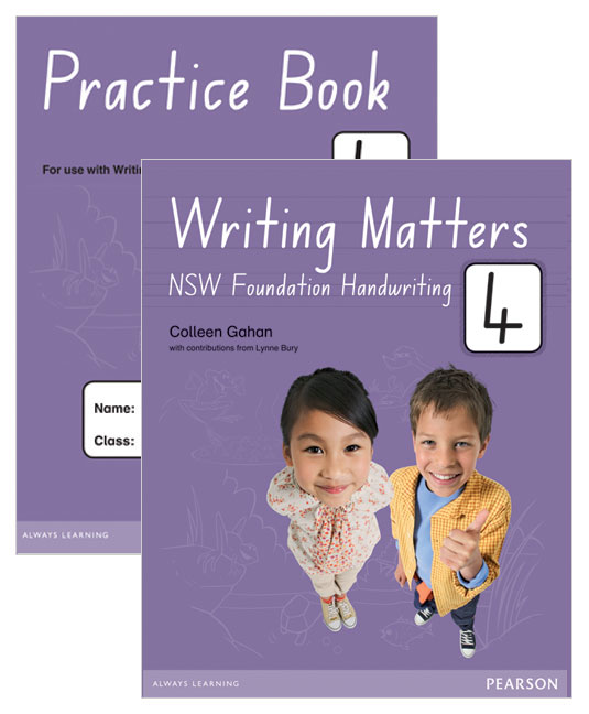 Writing Matters 4 Value Pack