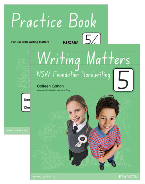 Writing Matters 5 Value Pack