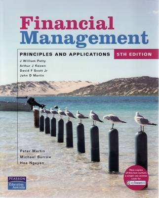 Financial Management: Principles and Applications