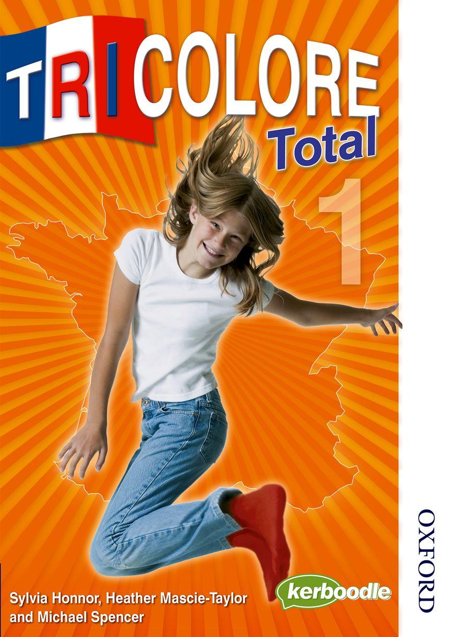 Tricolore Total 1 Student Book