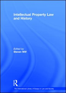 Intellectual Property Law and History