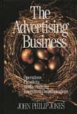 Advertising Business: Operations, Creativity, Media Planning, Integrated Communications