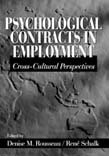 Psychological Contracts in Employment: Cross-National Perspectives
