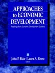 Approaches to Economic Development: Readings from Economic Development Quarterly