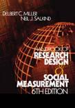 Handbook of Research Design and Social Measurement 6ed (POD)