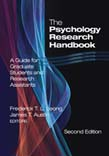 Psychology Research Handbook: A Guide for Graduate Students and Research Assistants 2ed